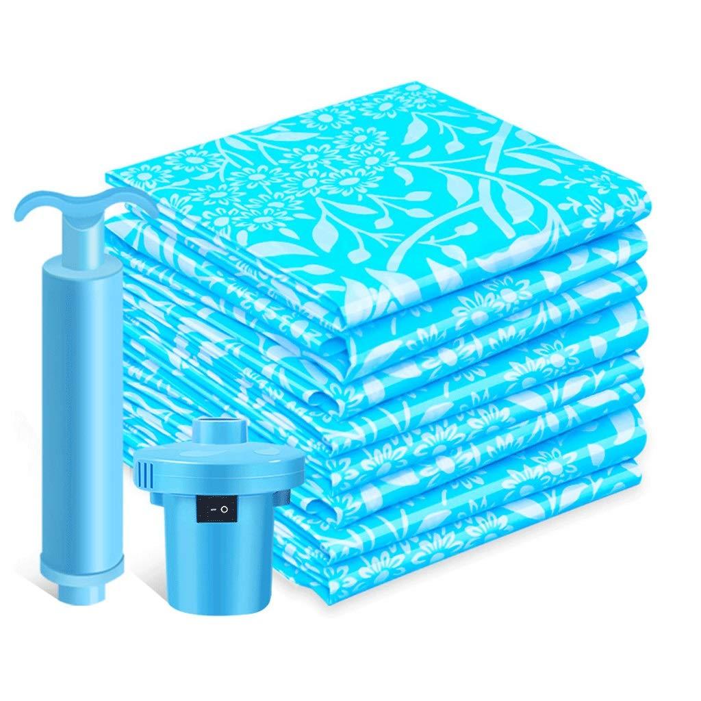 CCF Vakuum Kompression Tasche - Medium 6 Packs Quilt Gepäck Aufbewahrungstasche Finishing Bag Kleidung Packsack CCFV B07H2ST87V Vakuum-Platzsparer