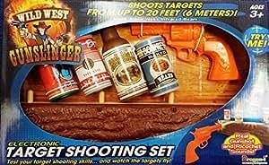 Dragon-i - Pistola del Oeste para disparar mediante infrarrojos, gran precisión y realismo (10522A)
