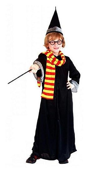 Traje de carnaval de Harry Potter completo con accesorios ...