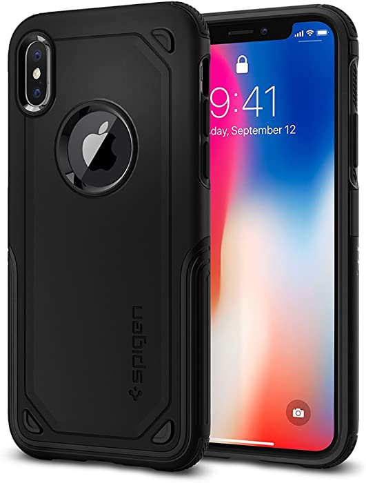 Top 10 Spigen Tough Armor Designed For Apple Iphone X