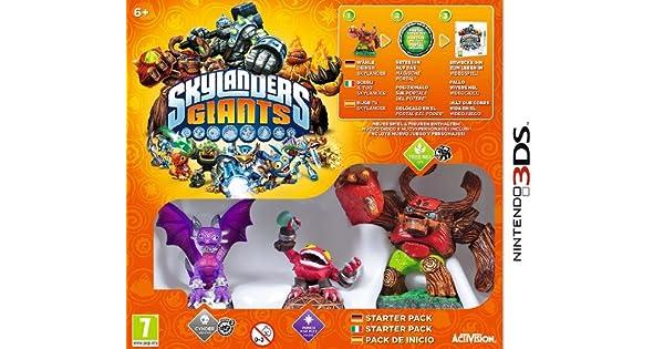 Skylanders 2012 - Starter Pack (Incluye Portal): Amazon.es ...