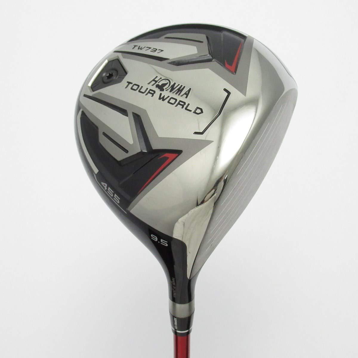 【中古】本間ゴルフ TOUR WORLD ツアーワールド TW737 455 ドライバー VIZARD EX-C65 S  B07QYH8HTK