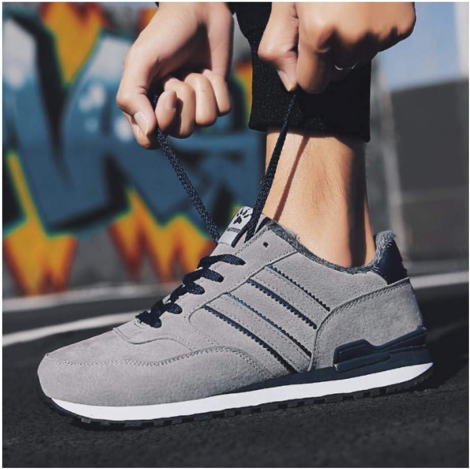 WAXFAS Men\'s Sports Shoes Men\'s Sports Shoes Men\'s Sports Shoes Men\'s Running Shoes Men\'s Sports Shoes Snow Boots 44