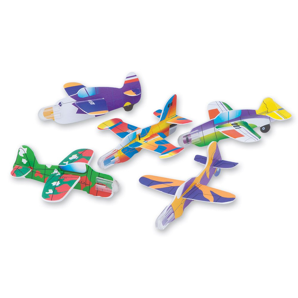SmileMakers Mini Jet Gliders - 144 per Pack