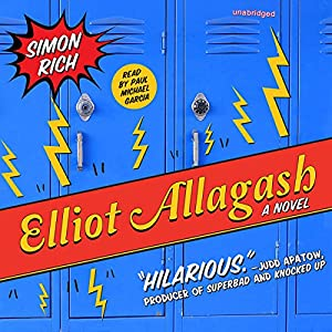 Elliot Allagash Audiobook