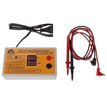 Professional Sortie Tv Led D 320v Rétro Testeur Éclairage 0 Lampe De 4q3L5ARj