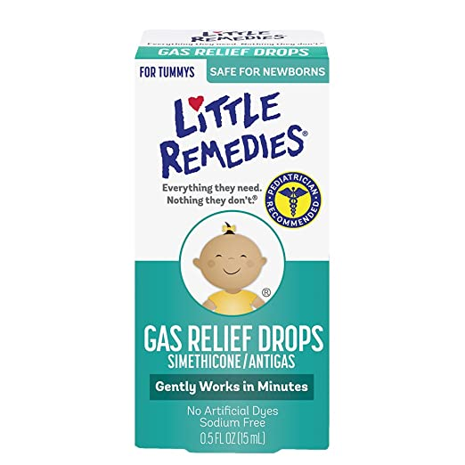 Little Remedies Gas Relief Drops