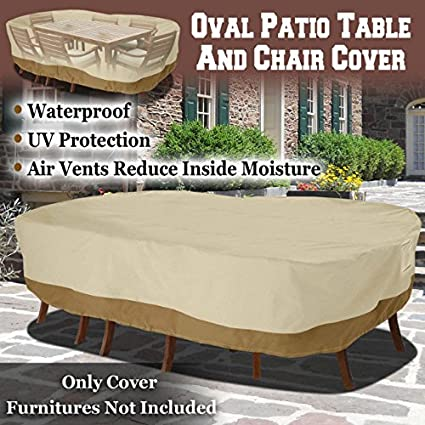 Tremendous Outdoor Furniture Covers Round Patio Table Garden Outdoor Ocoug Best Dining Table And Chair Ideas Images Ocougorg