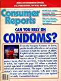 CONSUMER REPORTS MARCH 1989 /CONDOMS /MICROWAVE OVENS /RECEIVERS /CAR ROAD TESTS+++++++