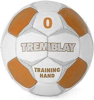 Visiodirect Ballon Handball Training Hand, Coloris Orange - Taille 0 - Diamètre 15 cm