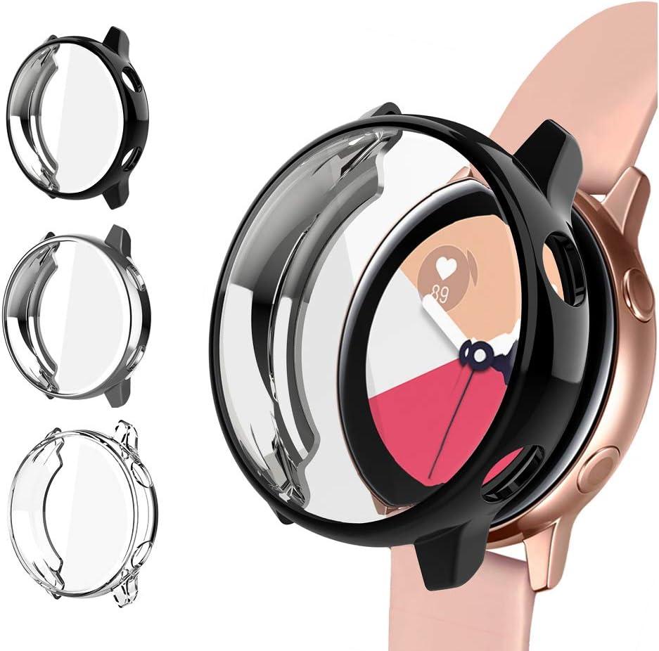Protector de pantalla activo Samsung Galaxy Watch de 40 mm--