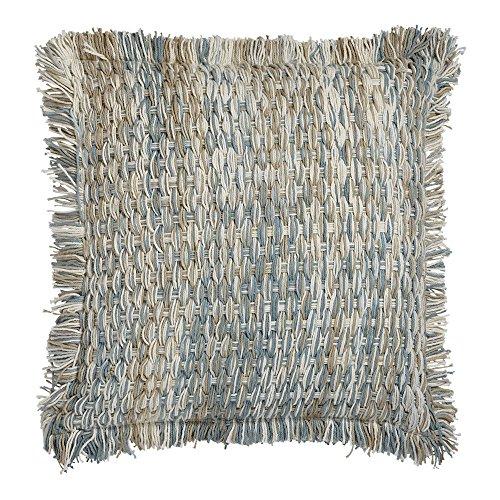 Ethan Allen Basketweave Pillow