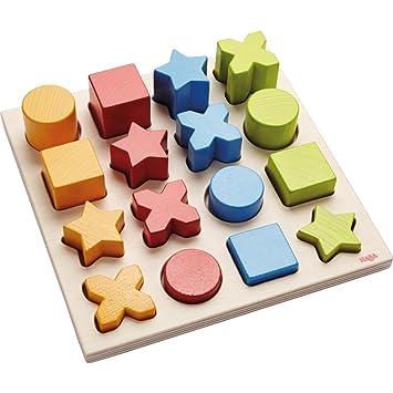 Haba Sortierspiel Formenmix 300553 Spielzeug