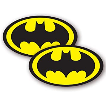 Batman Logo Stickers Amazon