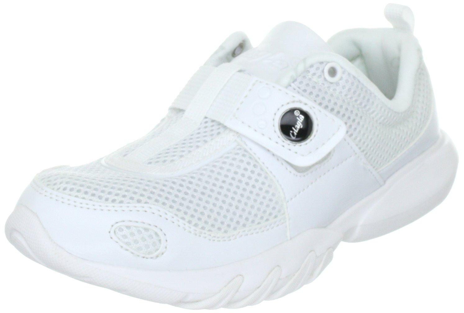 Glagla Classic white 101001 - Zapatillas de deporte unisex 38 EU Blanco