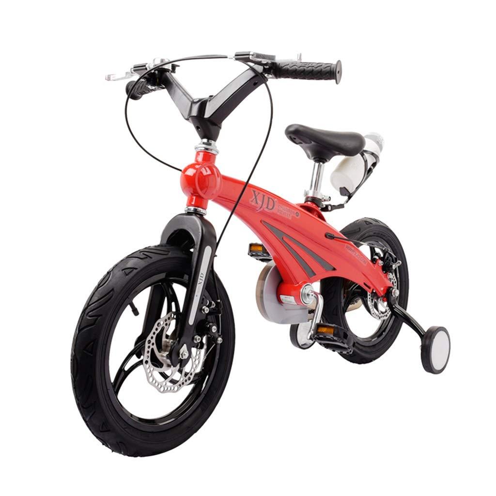 entrega gratis rojo Bicicletas Bicicletas Bicicletas Para Niños Niño De 3-6-8 Años Estudiante Montaña Deportivas Niña Mejor Regalo Triciclo para Niños 12inches  precios bajos
