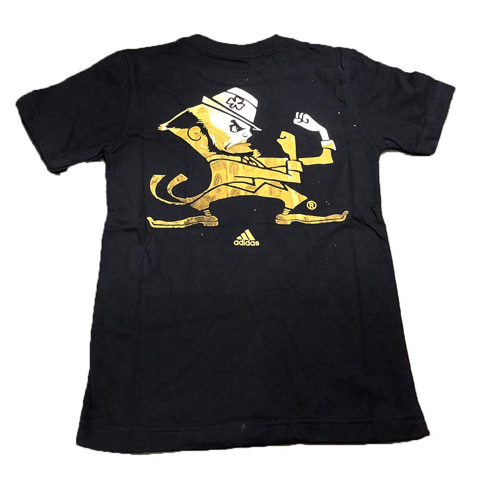 adidas Notre Dame Youth Campus Icon Shirt