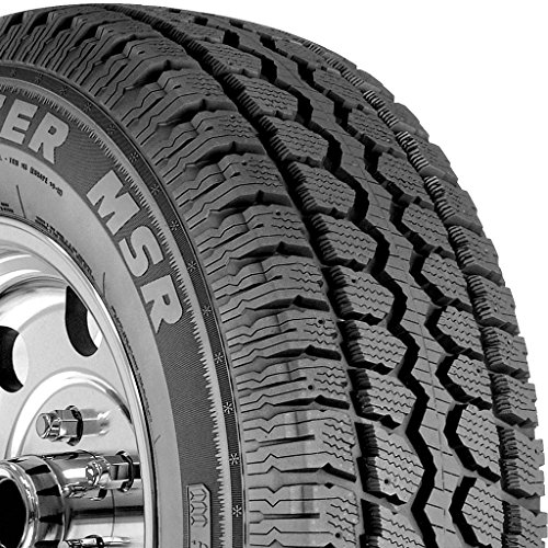 Mastercraft Courser MSR All-Season Radial Tire - LT245/75R16/10 116Q ()