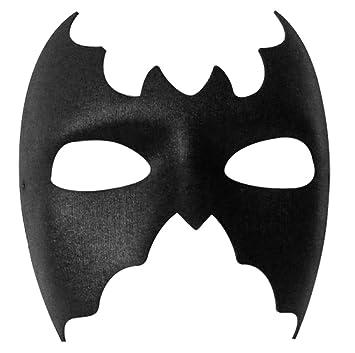 black eye mask masquerade super hero fancy dress bat man mask batman mask