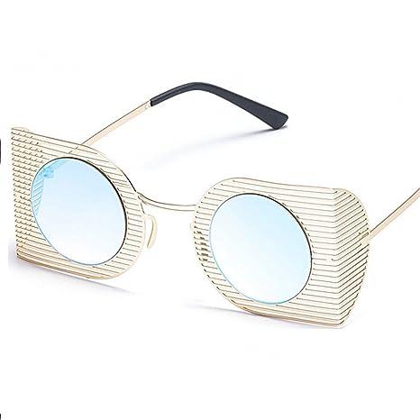 HONG Occhiali da sole Occhiali da sole di moda fashion personalità aUEo3WFk,