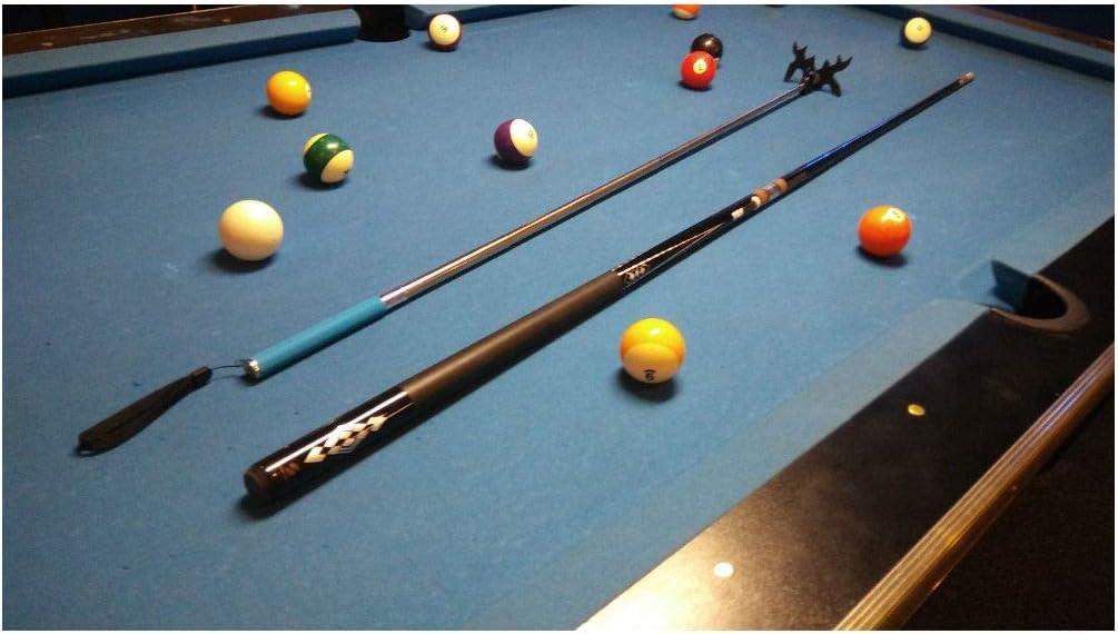 CUE Bridge Portable EXTENDABLE Telescopic Moose Head Crutch Rest Pool Billiard