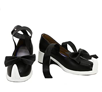Black Butler Kuroshitsuji Emerald Witch Sieglinde Sullivan Cosplay Shoes Boots Custom Made