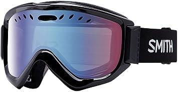 Spy T3 snow goggle White frame Ski snowboard silver mirror lens