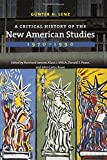 img - for A Critical History of the New American Studies, 1970 1990 (Re-Mapping the Transnational: A Dartmouth Series in American Studies) book / textbook / text book