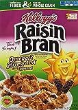 Kellogg's Raisin Bran Raisin Bran Cereal - with Omega-3 - 14.3 oz
