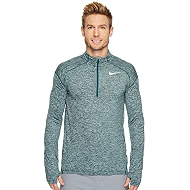 ebf6b03a Amazon.com: Nike Dry Element 1/2 Zip Running Top: Clothing