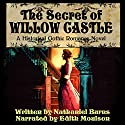 The Secret of Willow Castle - A Historical Gothic Romance Novel Audiobook by Nathaniel Burns Narrated by Edith Moulson