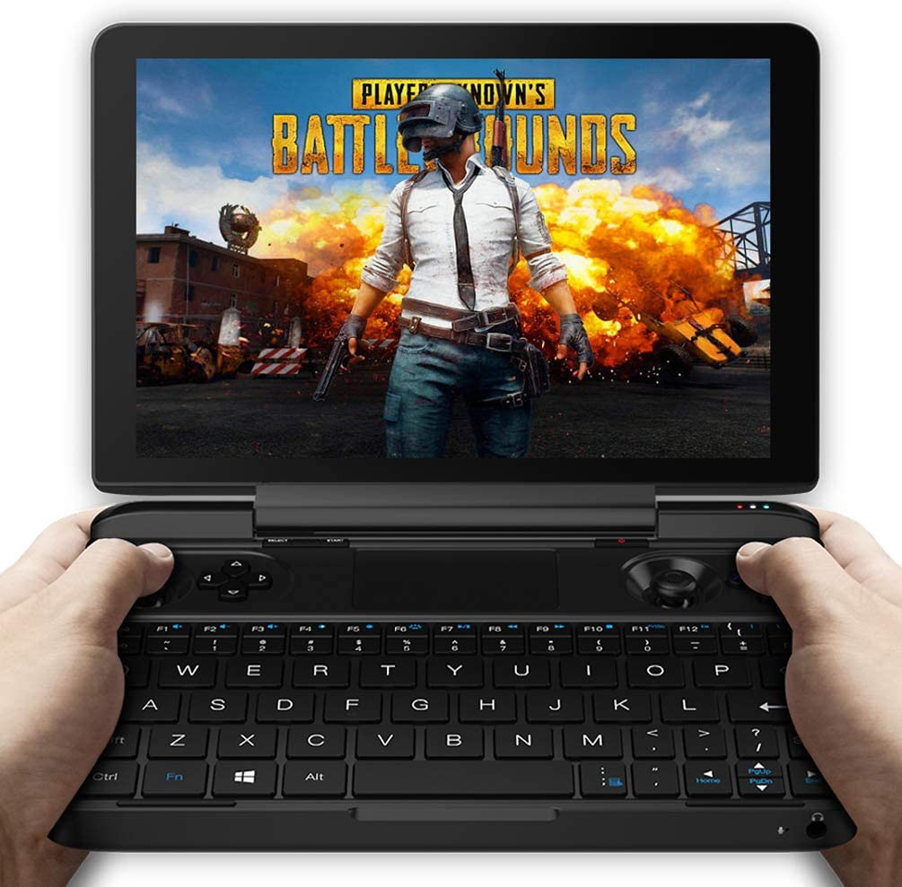 GPD Win Max Mini Handheld Windows 10 Video Game Console Gameplayer 8 Inch 1280 × 800 Touch Screen Laptop Notebook UMPC Tablet PC CPU Intel i5-1035G7 16GB RAM / 512GB NVMe SSD