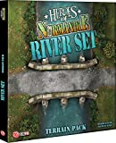 Heroes of Normandie - River Set Terrain Pack Board Game