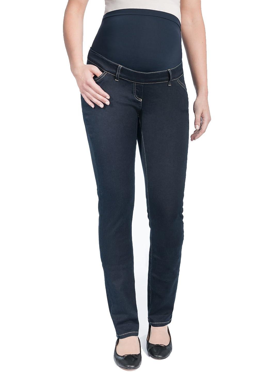 Christoff Umstands-Jeans Lea Schlicht Straight Leg - 11/71/8