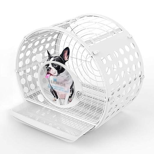 Cajón para Mascotas de Interior con Jaula para Perros pequeños ...