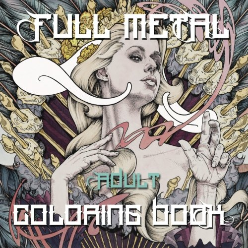 Full Metal Coloring Book: Mr. Chris J. Panatier: 9781533006738 ...