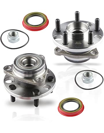 MOSTPLUS Wheel Bearing Hub Front Wheel Hub and Bearing Assembly for Cavalier, Firenza, Grand