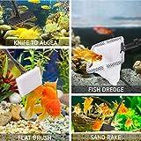 VIVOSUN 6-in-1 Aquarium Cleaning Tools, Adjustable