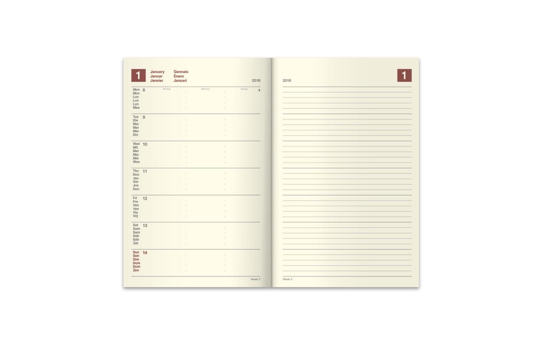 2018 Dan Bennett Diary - teNeues Large Magneto Diary - Illustrations - 10 x  15 cm: Amazon.co.uk: teNeues Calendars & Stationery: Books