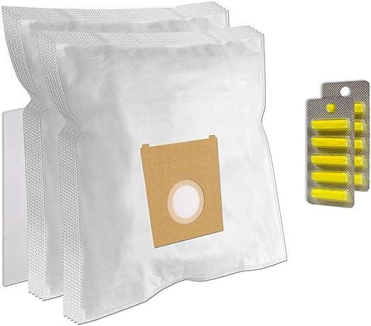 Set 10 Ambientadores + Filtro + 10 Bolsas de aspiradora para Bosch GL-30 (BGL3 BGL3A BGL3B BGL3C .), Typ G, PowerProtect Typ G All: Amazon.es: Hogar