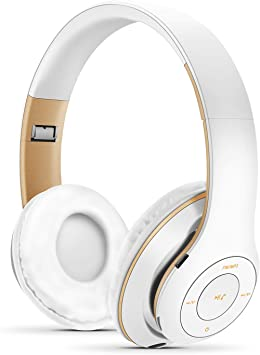 Auriculares Inalámbricos Bluetooth, Wireless Headphones Plegables ...