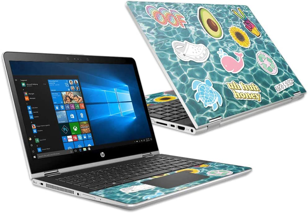MightySkins Skin for HP Pavilion X360 15.6