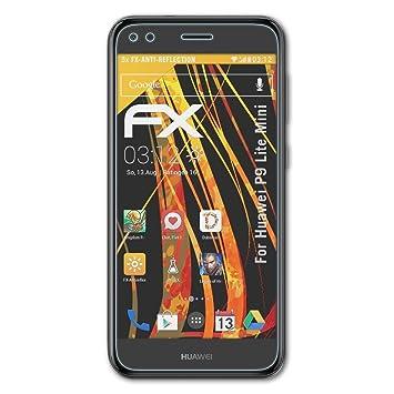Atfolix 3x Displayschutzfolie Für Huawei P9 Max Schutzfolie Fx-antireflex-hd Verkaufspreis Bildschirmschutzfolien
