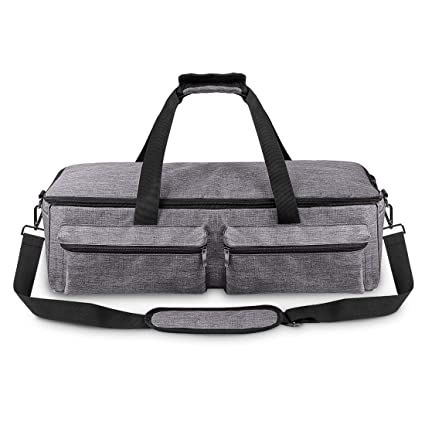 4d98e3b9645f Cricut Explore Air Carrying Bag,Tote Bag Compatible with Cricut Explore Air  2,Cricut Maker,Silhouette and Supplies,No Accessories Included Gray