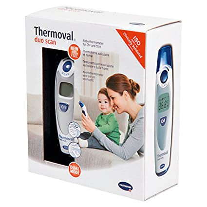 Thermoval Duo Scan Ear Thermometer 1 Piece by Paul Hartmann AG