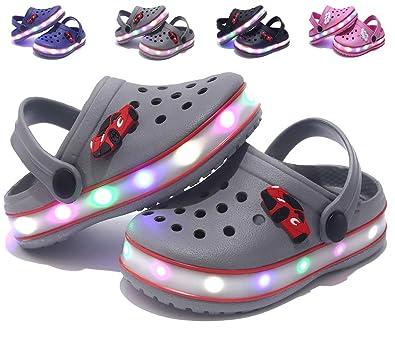 Amazon.com: VIYEAR - Zapatillas de verano para niños y niñas ...