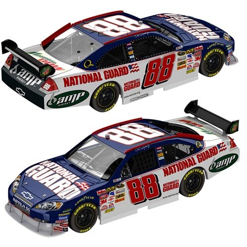 Action Racing Collectibles Dale Earnhardt, Jr. '08 National Guard/AMP Energy #88 Impala, 1:64 Kids