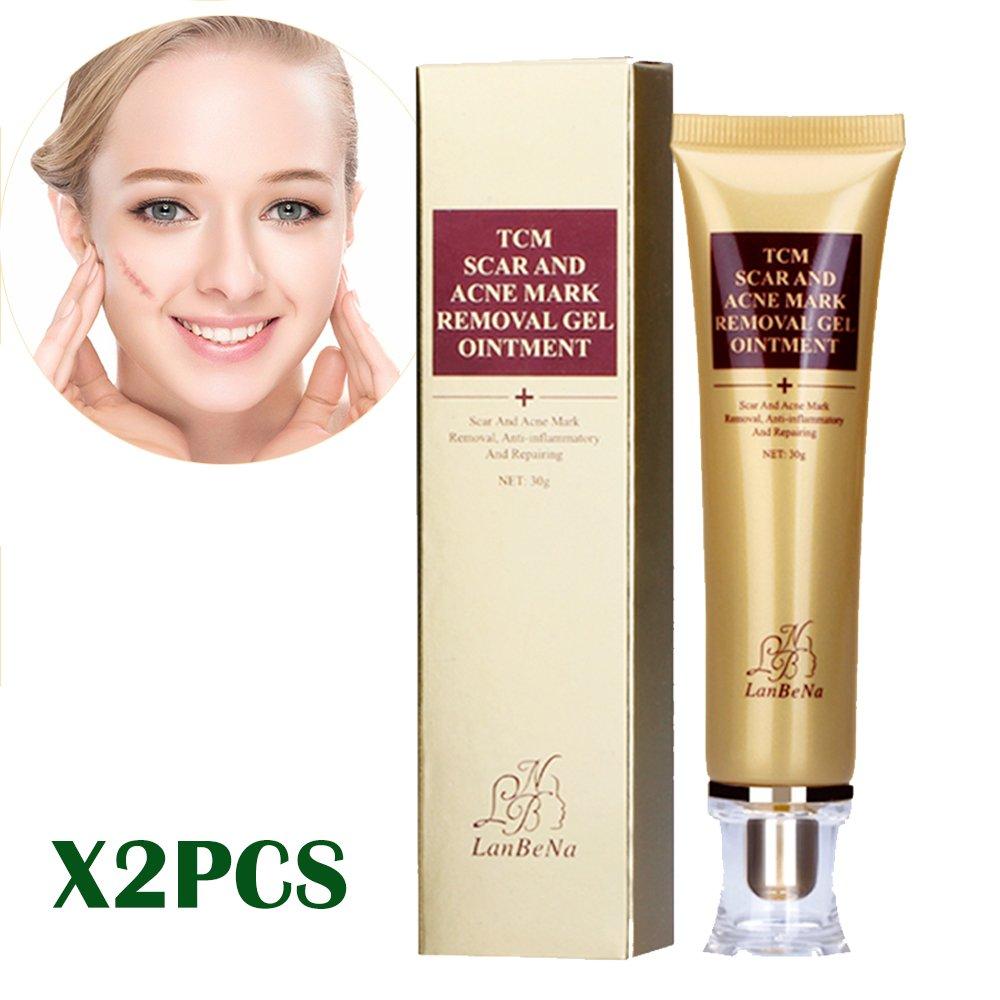 Facial cream treatment