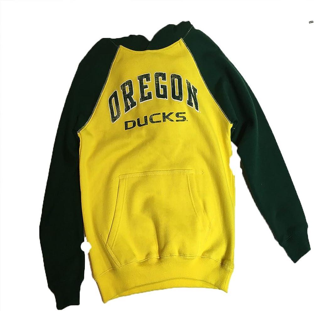 Oregon Ducks Colosseum Yellow Adult Sweatshirt
