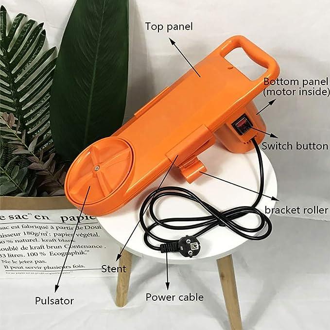 Sunzy Lavadora portátil, Mini Lavadora compacta semiautomática ...